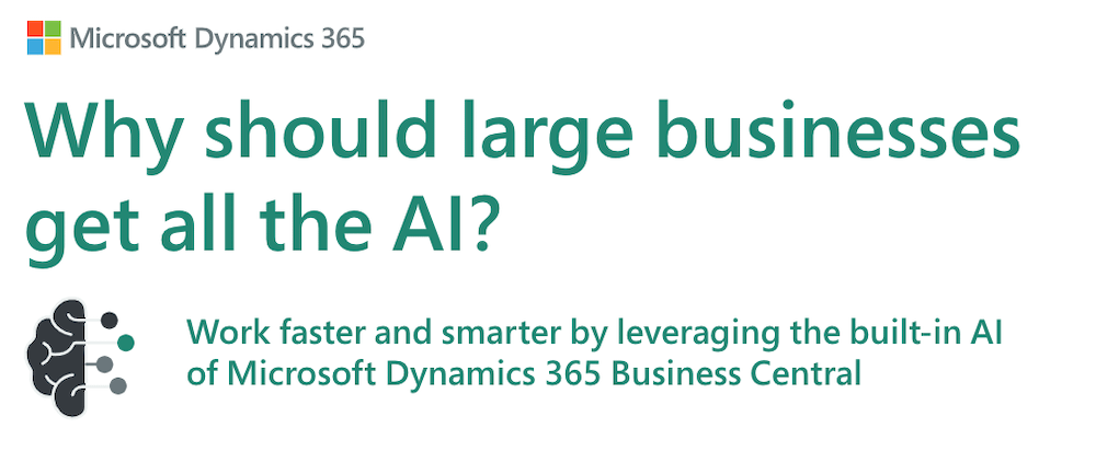 Business Central AI Infographic 1