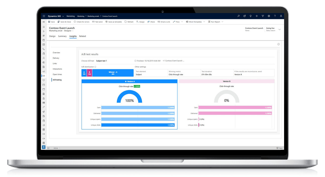 Market and sell smarter with interaction insights and relationship analytics. Track and increase sales and marketing performance using configurable dashboards with dynamics 365 marketing the erp and crm systems in malaysia and singapore from dynamics 365 experts