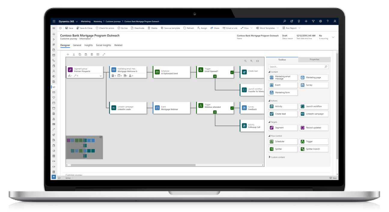 Nurture more sales-ready leads with multi-channel campaigns and personalized experiences across buyer's journey based on engagement during campaigns with dynamics 365 marketing the erp and crm systems from dynamics 365 experts