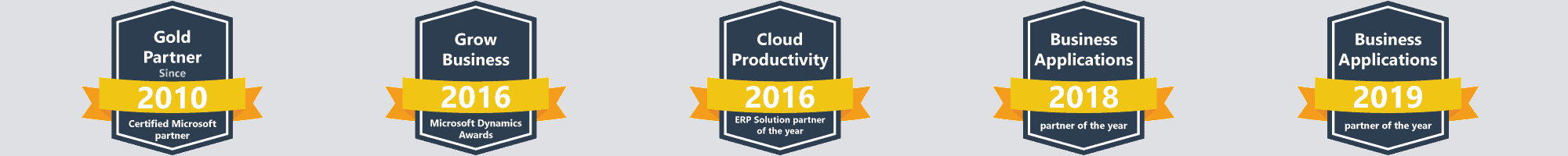 Microsoft Dynamics 365 Partner and Dynamics 365 experts with over 30 years of experience and numeros awards in the erp and crm industry.