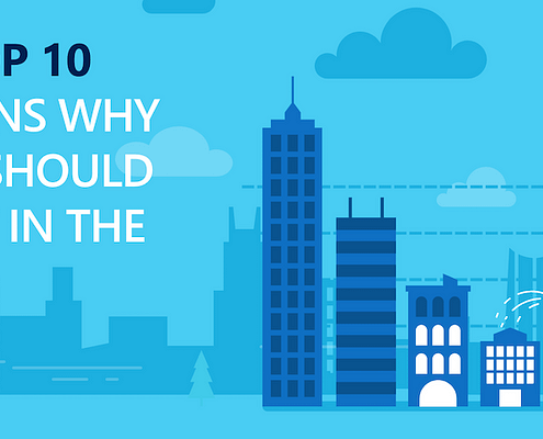 The Top 10 Reasons Why SMBs Should Invest in the Cloud 7