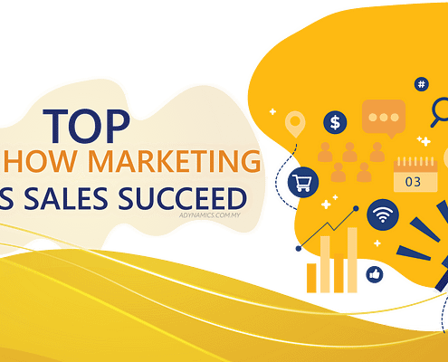 Top Ways Marketing Can Help Sales Succeed 2