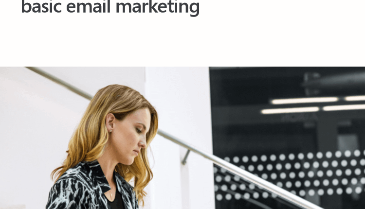 Download our ebook the top signs you have outgrown basic email marketing