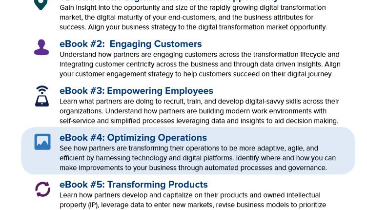 Microsoft Digital Transformation Operations- Ebook 2