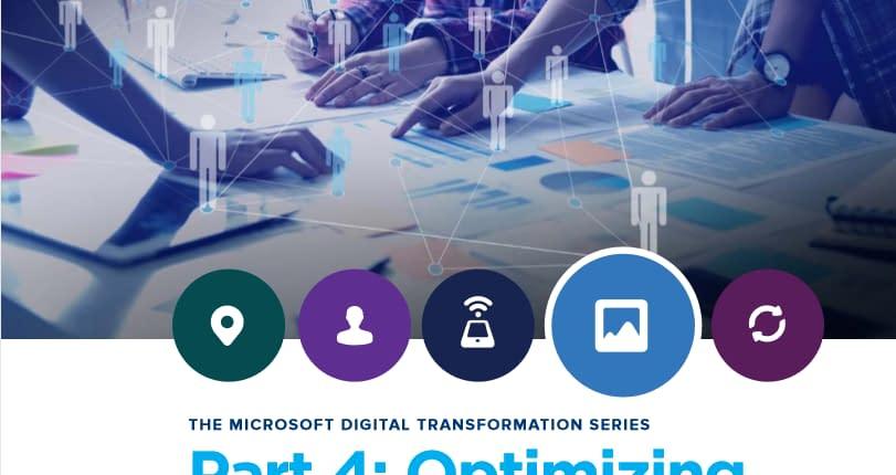 Microsoft Digital Transformation Operations- Ebook 1