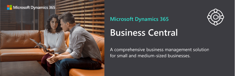 Business Central Capabilities Sheet