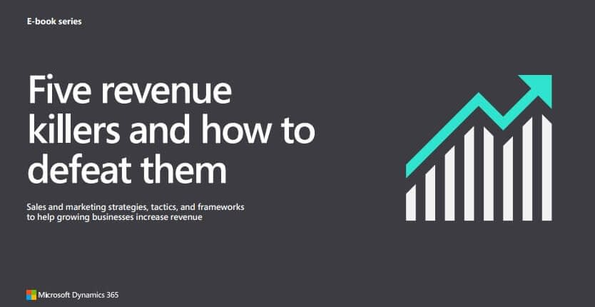 Five revenue killers and how to defeat them - Ebook 1