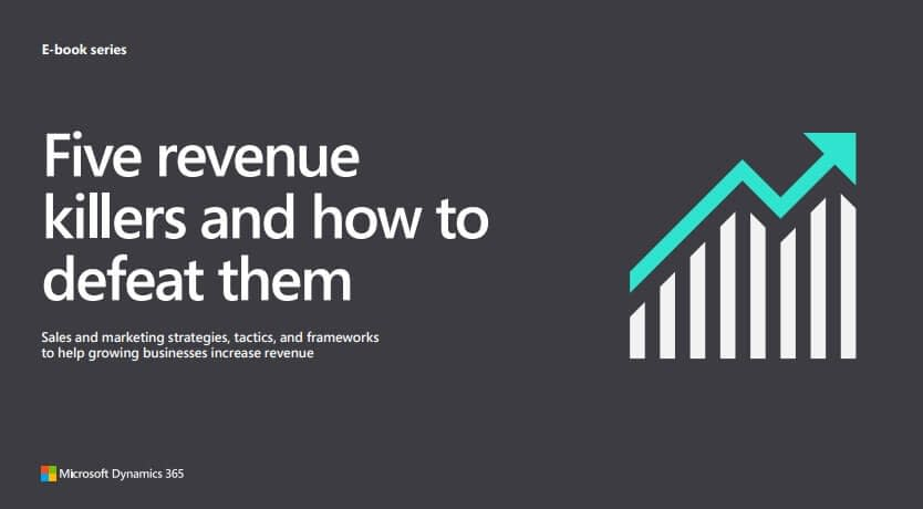 five revenue killers and how to defeat them ebook erp system